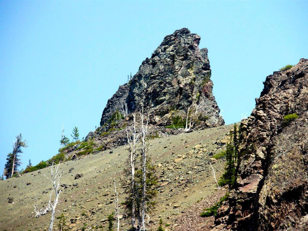 Volcanic Neck
