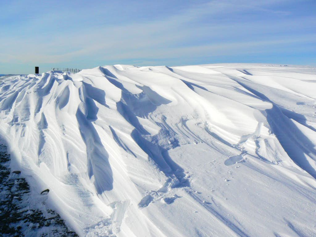 Snow formation