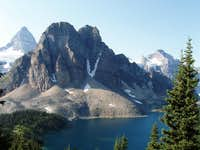 Mount Assiniboine & Sunburst Peak
