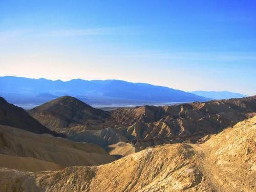 Gower Gulch- Death Valley