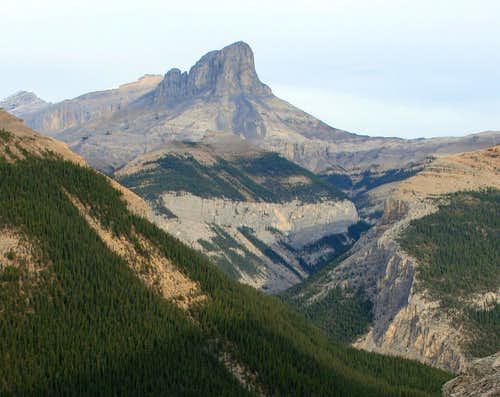 Devil\'s Head from Phantom Crag