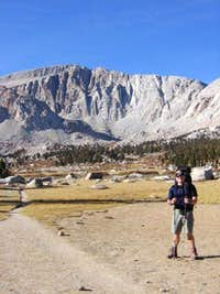 Perfect Fall Weather - 3rd CA 14er - October 24+25