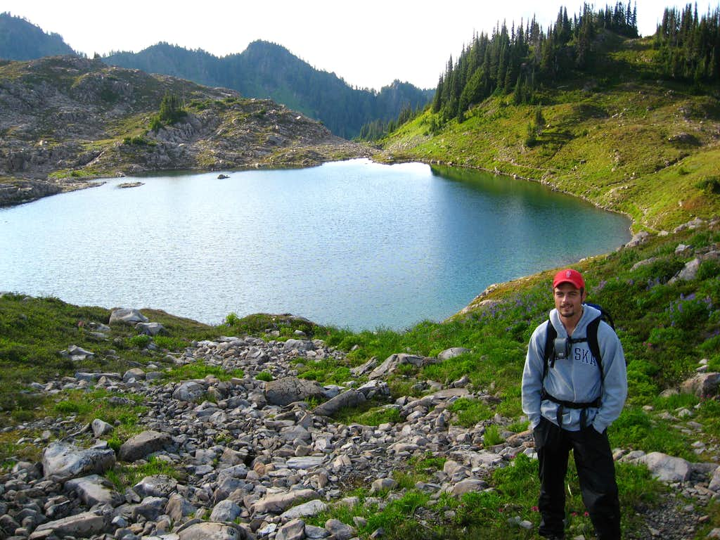Seven Lakes Basin O.N.P.