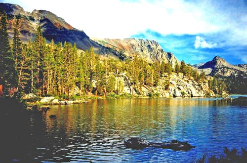 Skelton Lake, Mammoth Lakes