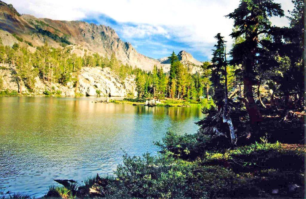 Skelton Lake, Mammoth Lakes