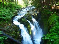 Sol Duc Falls O.N.P.