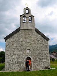 Ortodox church i Gusinje