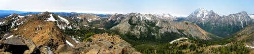 West Pano from Bean Peak