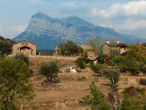 San Vicende, High Aragon, Spannish Pyrenees