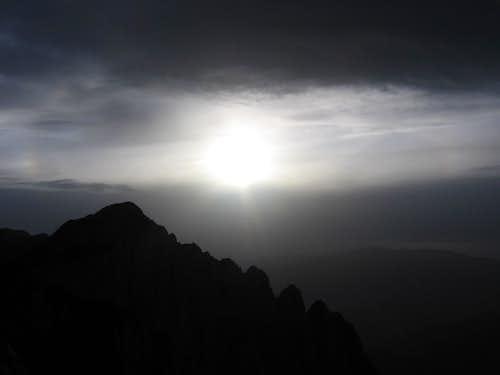 Piatra Craiului (north ridge)