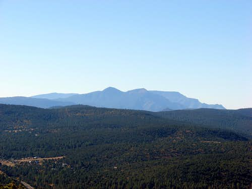 Manzano Mountains