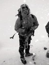 Me, near Elbrus Summit '08