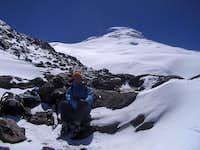 Cayambe (5790 m)