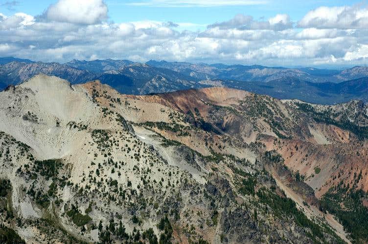 William O. Douglas Wilderness Peaks