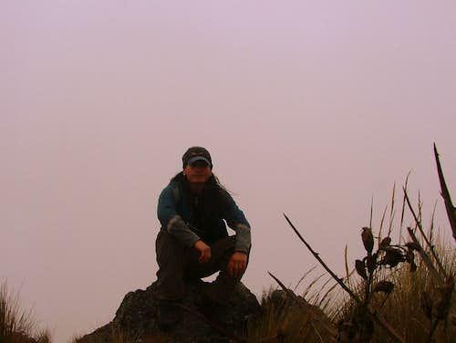 Fuya Fuya's true summit.
