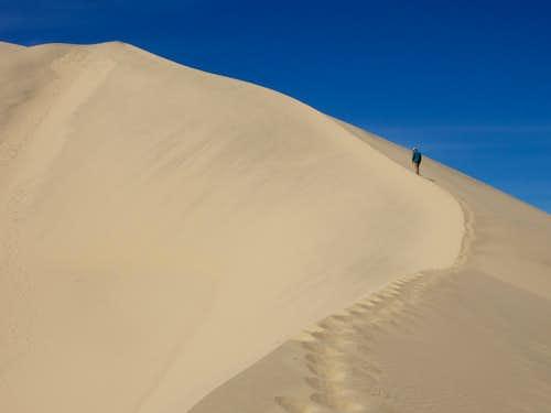Eureka Dunes, Death Valley, CA