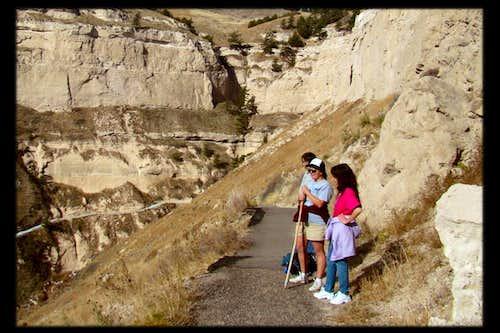 Trail Break
