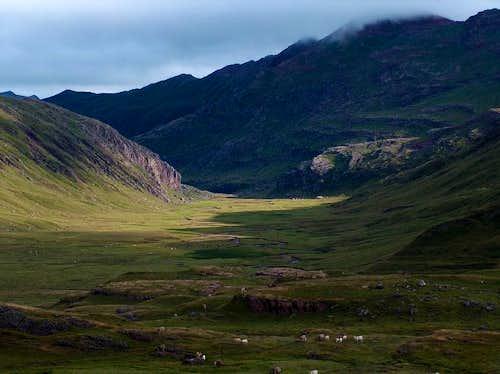 valley of Echo