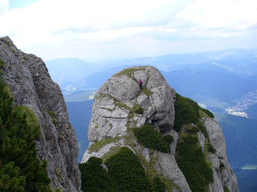 Gălbinele - Bucegi mountains