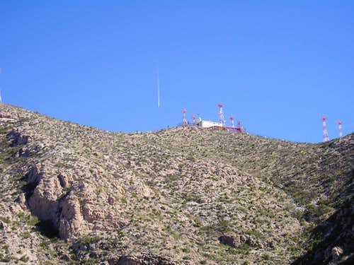 South Franklin Mountain