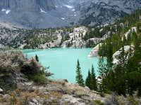 Gorgeous First Lake