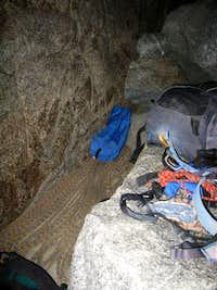 Bivy Spot ~12,000ft