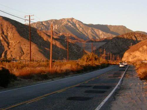 Keller Peak & 7 Oaks Dam