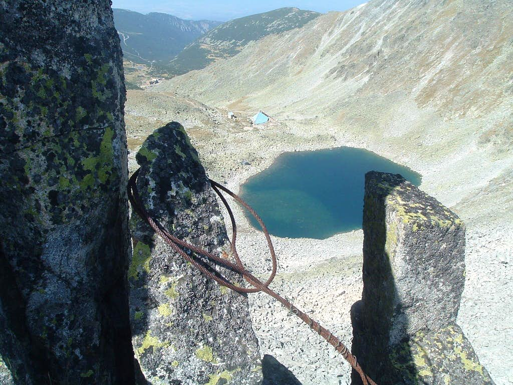 Ridge between Musala and Malka Musala