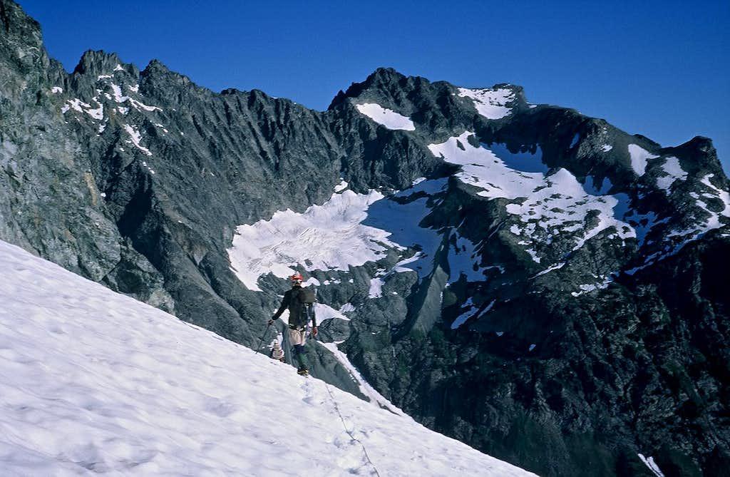 South Entiat Glacier