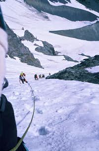 Lower North Face