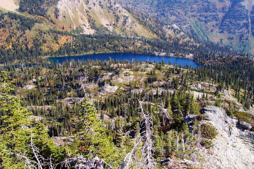 Birch Lake from Birch Point