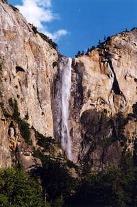 Bridalveil Fall , Yosemite