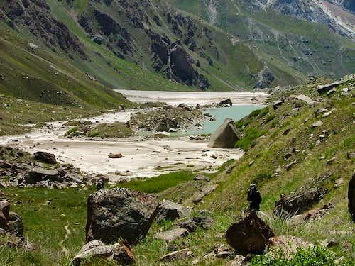Hisper Glacier, Karakoram, Pakistan