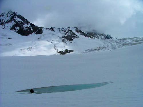 Biafo-Hisper Glacier, Karakoram, Pakistan