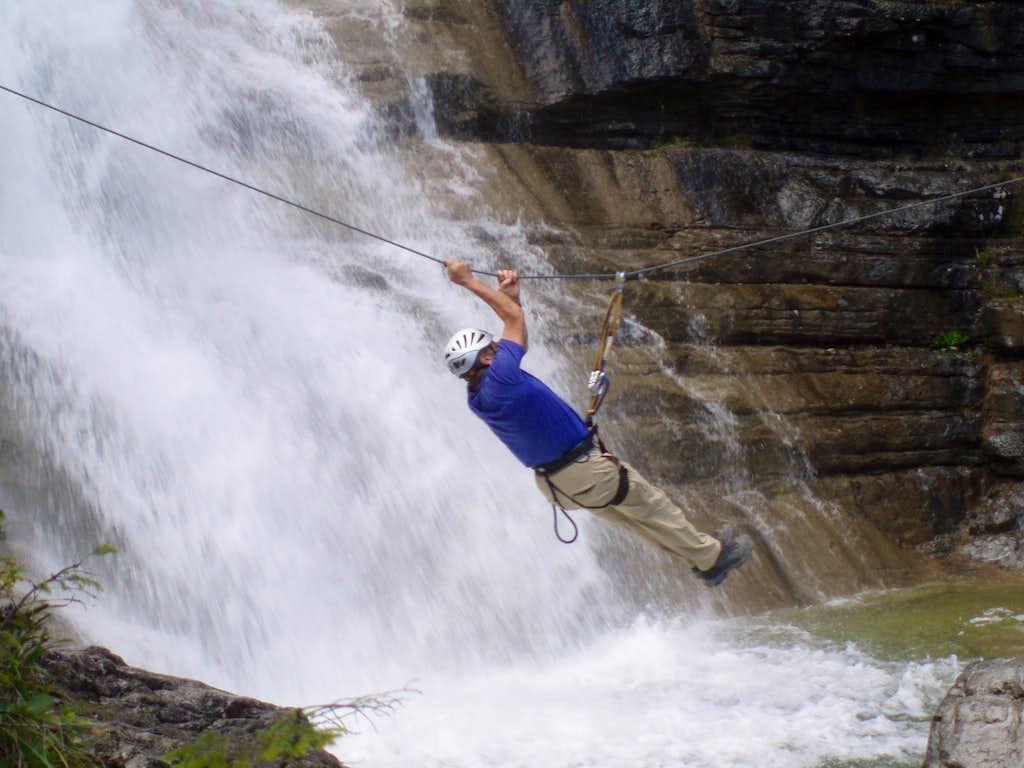 Klettersteig Ehrwald : Ehrwald wasserfall klettersteig photos diagrams topos