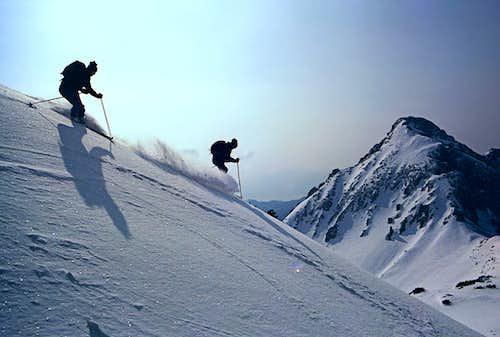 Ski tours Grading Scale – (SAC)
