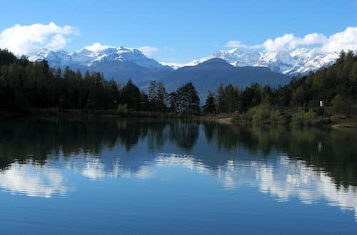 Coredo lake