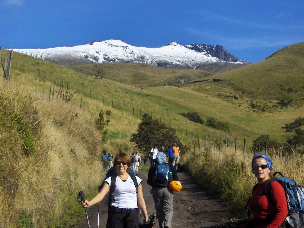 Guagua Pichincha (4794 m)