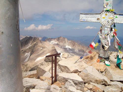 Summit of Aneto.