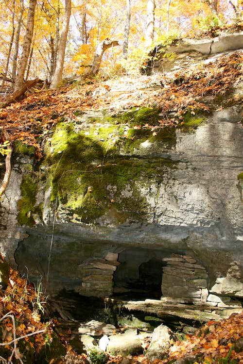 Cave Entrance, Mammoth Cave NP