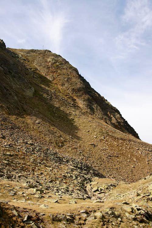 Zehnerkopf Normal Route