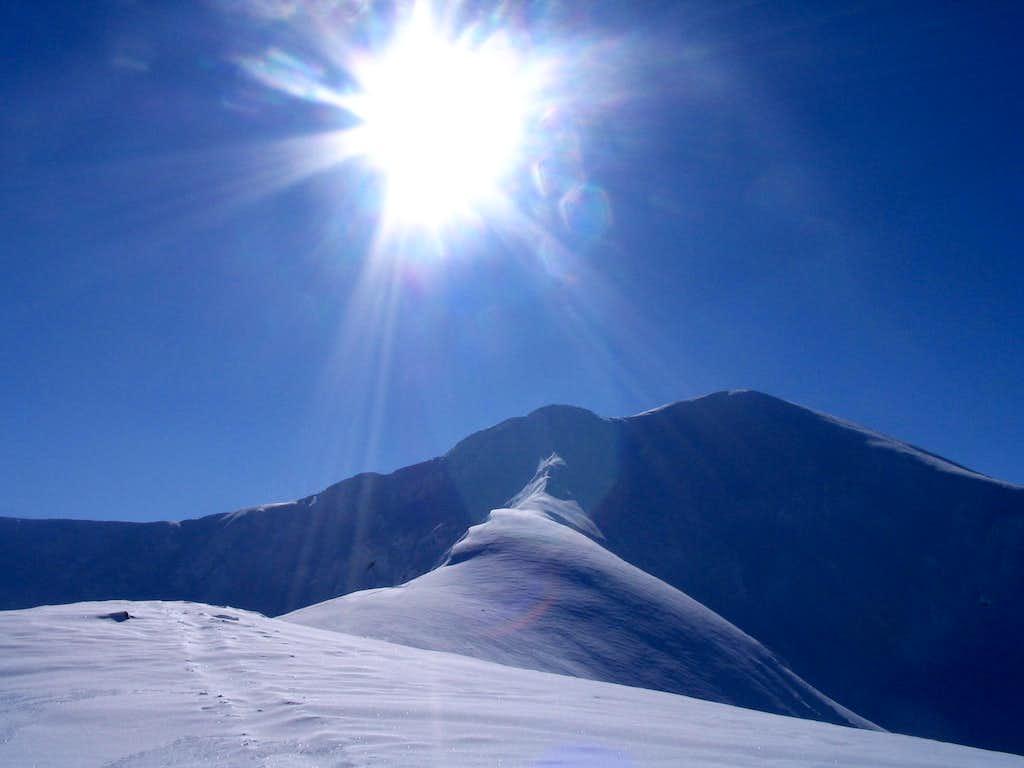 Scara peak - Făgăraş mountains