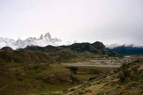 El Chalten Panorama