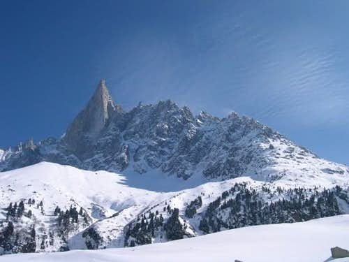 Les Drus from the begining of...