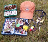 Angling Equipment