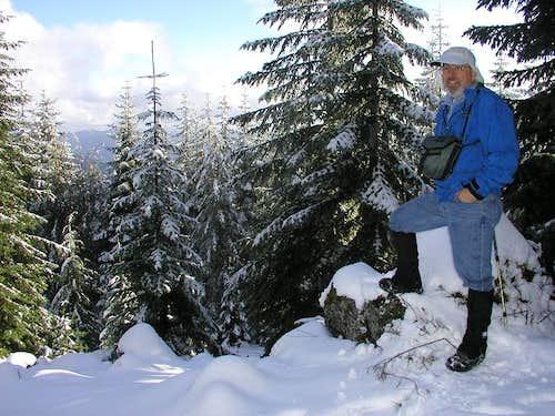Bob - Rogers Peak