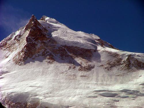 Manaslu summit