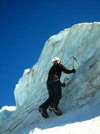 Colman Glacier