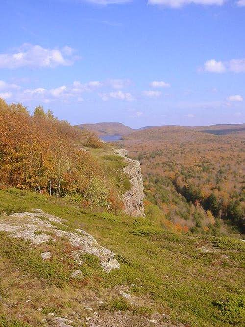 Escarpment Ridge