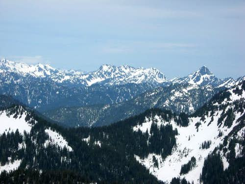 Olympic Peaks